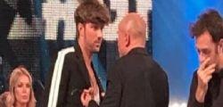 Grande Fratello Vip : Andrea Damante litiga con Alfonso Signorini