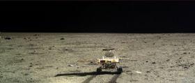 Chang'e-3: Yutu è ancora vivo  e scatta un panorama a 360 gradi