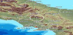 Terremoto Campania Molise | Caserta Benevento : Lievi Danni