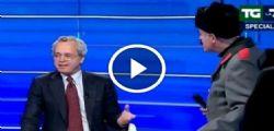 L'invasione di Enrico Lucci al TG LA7 da Mentana : AssembleaPD