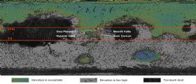 ESA ExoMars: scelti i 4 siti candidati per l