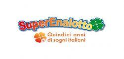 Ultima Estrazione SuperEnalotto n. 114 di Martedì 23 Settembre 2014