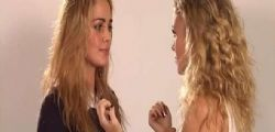 Il Bacio tra Diletta Leotta e Mirella Sessa : Video youtube