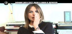 Paola Perego piange a Le Iene: Mi hanno messa in mezzo, sono spaventata