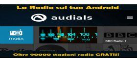 Audials Radio Player Recorder : la Radio Android con 90 mila stazioni da ascoltare in background
