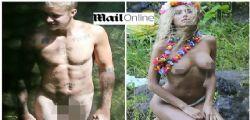 Katy Perry e Justin Bieber tutti nudi alle Hawaai
