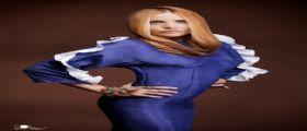 Processo di Biscardi : Georgia Viero fotomodella glamour e sexy madrina della Lazio