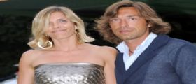 Andrea Pirlo e Deborah Roversi : un