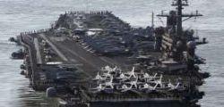 Navi Usa in Corea del Nord : Pyongyang minaccia