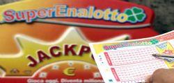 Ultima Estrazione SuperEnalotto del Lotto e 10eLotto n. 43 di Giovedì 12 Aprile 2014