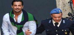 Fabrizio Corona fuori dal carcere dopo 4 mesi