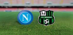 Sassuolo Napoli Streaming Live Diretta Partita e Online Gratis Serie A