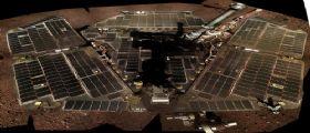 NASA Opportunity: autoritratto di primavera