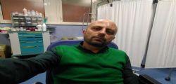 Aggressione Luca Abete : L'inviato di Striscia la notizia picchiato da extracomunitari