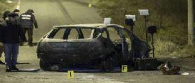 Agguato a Lamezia Terme : Domenico Maria Gigliotti ucciso e bruciato nella sua auto davanti casa