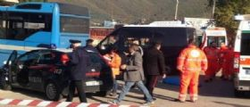 Tragico incidente all'Università di Fisciano : 23enne Francesca Bilotti muore investita dall'autobus