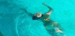 Demi Lovato in bikini su Instagram