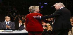 Elezioni Usa : il secondo scontro tra Donald Trump e Hillary Clinton