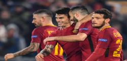 Champions League : Roma e Juventus agli ottavi
