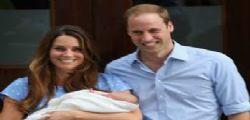 Londra : battezzato figlio William e Kate - George Alexander Louis
