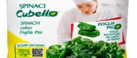 Orogel ritira dagli scaffali gli spinaci Cubello : Anomalie nel prodotto