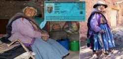 Filomena Taipe Mendoza è la donna più anziana al mondo!