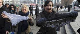 Valerij Koreshkov : In Russia le barricate per le mutande di pizzo!
