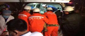 Cina, esplode prefabbricato a Xinmin : 14 morti e 147 feriti - Arrestato proprietario dello stabile