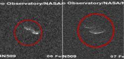 Nasa : Allerta asteroide 2015 BN509