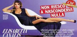 Elisabetta Canalis incinta : l