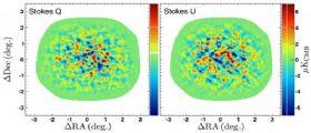 POLARBEAR: mappato il B-mode di polarizzazione nella CMB