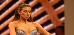 Heidi Klum : silouette perfetta a 43 anni