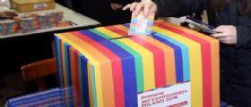 Primarie Milano : Riaperti i 151 seggi