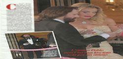 Mentre Valeria Marini è con Pablo Ardizzone, Cottone fa festa con la bionda!
