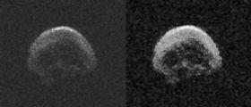 Il radar vede 2015 TB145, probabilmente lo scheletro di una cometa estinta