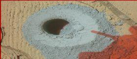 Sesta perforazione su Marte: Curiosity assaggia Telegraph Peak
