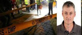 Cesare Tavella ucciso in Bangladesh : Arrivata a Fiumicino la salma
