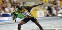 Atletica : Usain Bolt Oro Mondiale