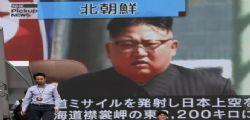 Corea Nord - Test della bomba H nel Pacifico : Trump è folle e pagherà per minacce
