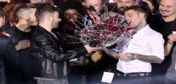 Fedez con Lorenzo Fragola da X Factor a Sanremo 2015