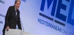 Paolo Gentiloni : mercoledì vuole la fiducia