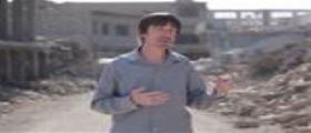 John Cantlie : Il giornalista Gb in mano all