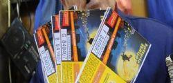 Lotteria Italia : Primo premio Estratto a Roma, le vincite i numeri dei biglietti di prima e seconda categoria