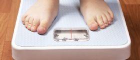 Ancona : bastonate e punizioni al figlio perchè grasso