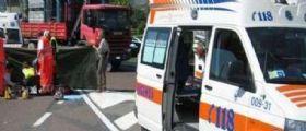 Bisceglie (Barletta) : 15enne a bordo di una moto privo di patente uccide pedone e fugge
