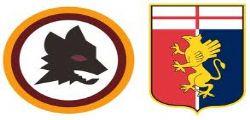Roma Genoa Streaming Diretta Partita e Online Gratis Serie A