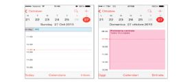 iOS 7.1.2 : Bug nell' app calendario, a breve iOS 7.1.3