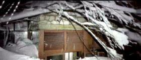 Terremoto e maltempo, hotel Rigopiano : Ci sono bambini sotto le macerie