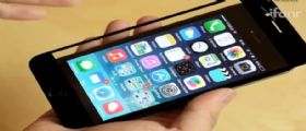 iPhone 6 : Nuovo video del pannello frontale confrontato con quello dell' iPhone 5S