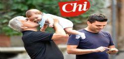 Nichi Vendola è un papà a tempo pieno : Siamo felici